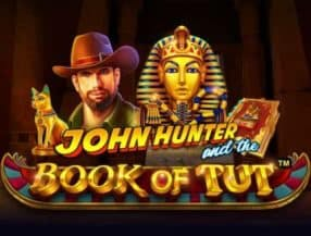 John Hunter and the Book of Tut slot game