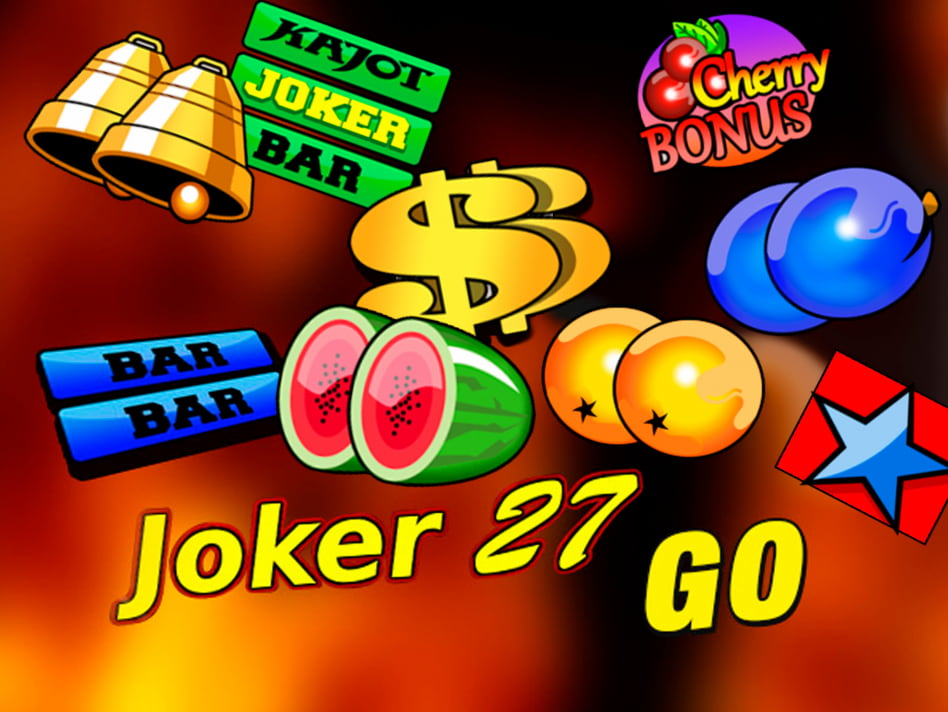Joker's Jewels slot game