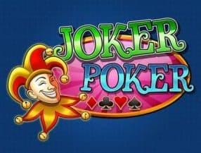 Joker Poker MH slot game