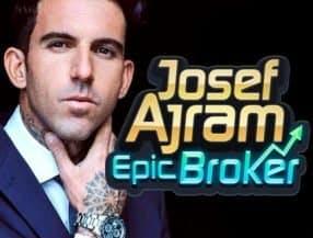 Josef Ajram Epic Broker slot game