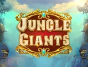 Jungle Giants slot game