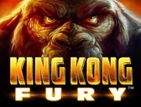 King Kong Fury slot game
