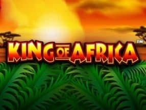 King of Africa slot game