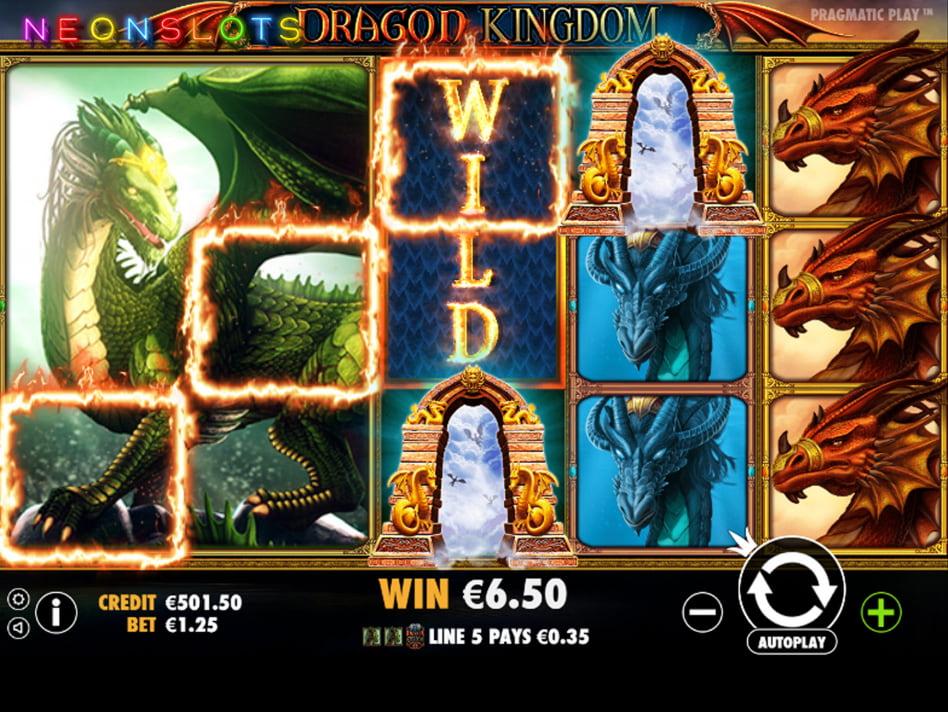 Kingdom's Edge slot game