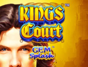 Kings Court Gem Splash slot game
