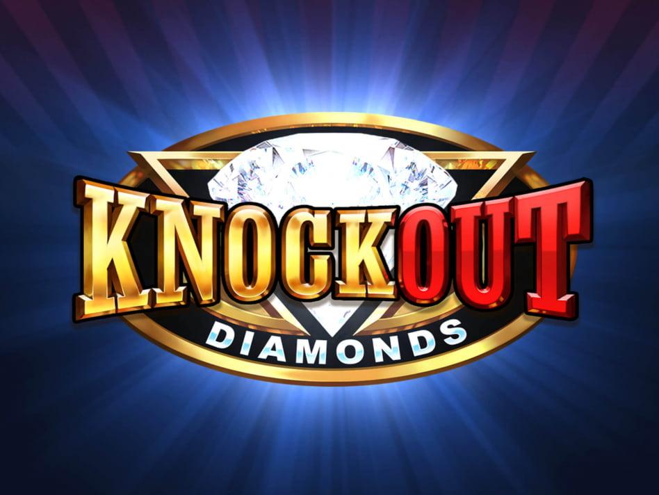 Knockout Diamonds slot game