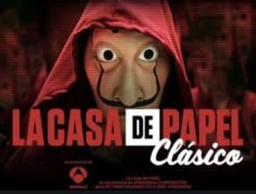 La Casa De Papel Clásico slot game