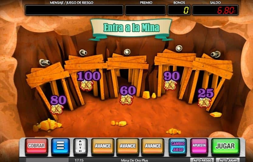 La Mina De Oro Plus slot game