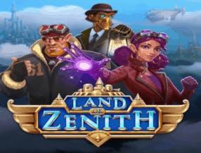 Land of Zenith slot game
