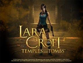Lara Croft Temples and Tombs slot game