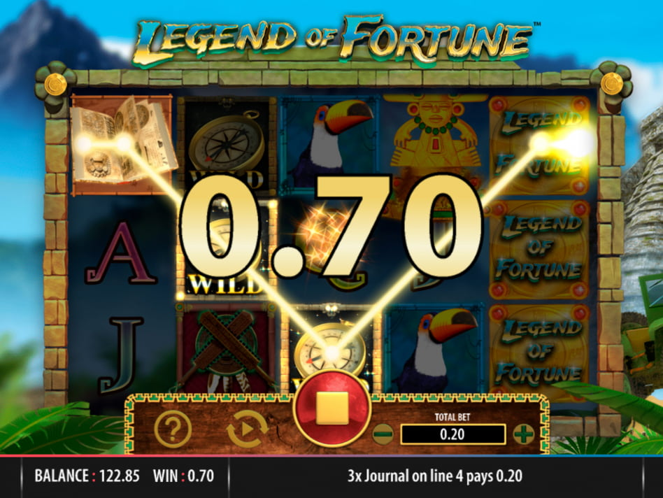 Legend of Fortune slot game