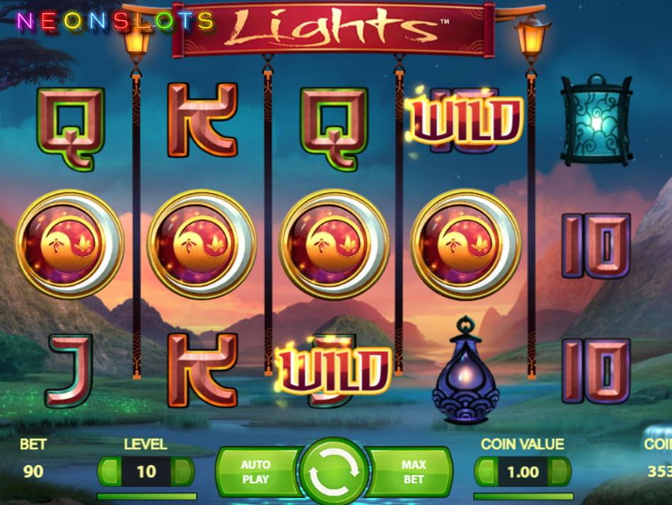 Li'l Red Riches slot game