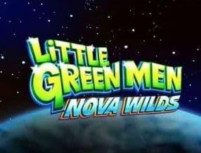 Little Green Men Nova Wilds slot game
