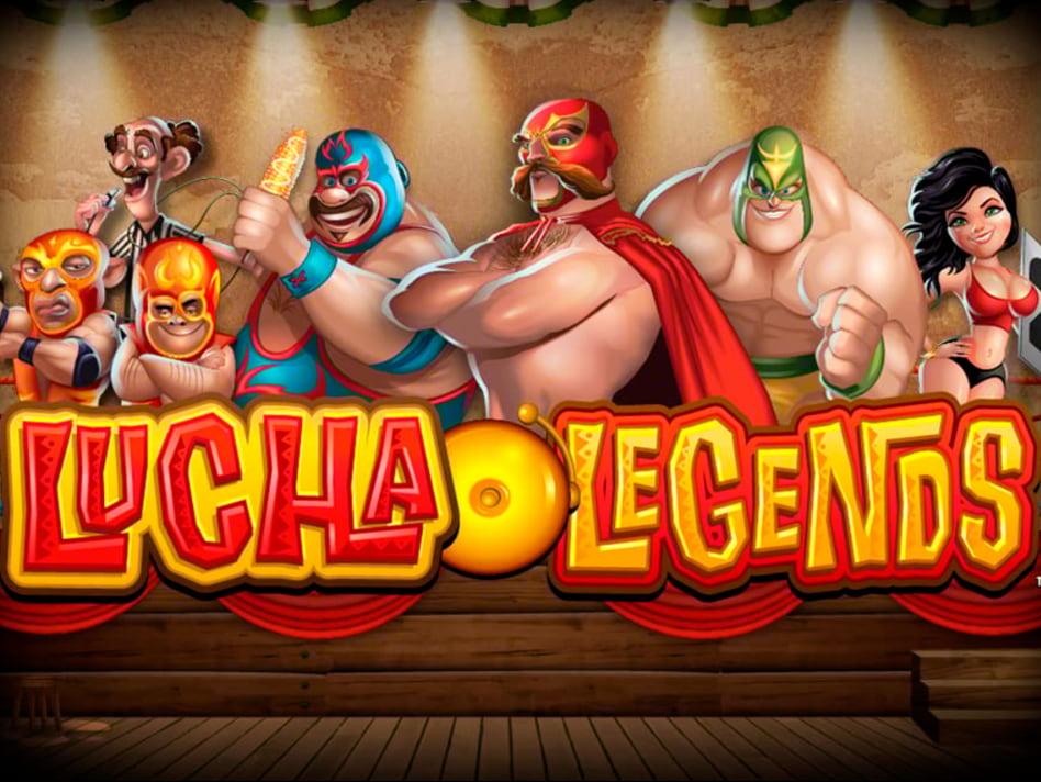 Lucha Legends slot game