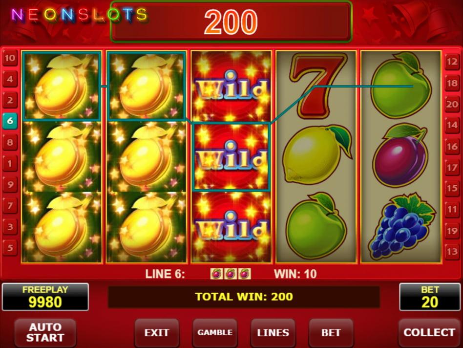 Lucky Bells slot game