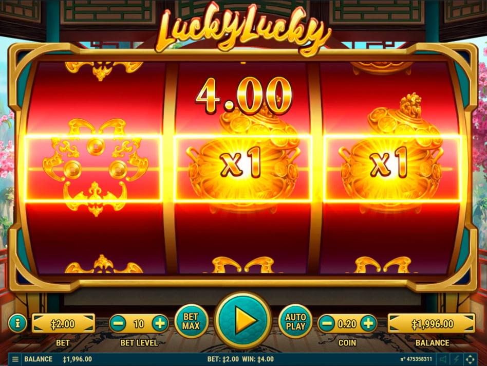 Lucky Lucky slot game