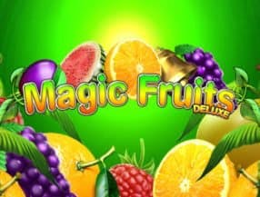 Magic Fruits Deluxe slot game