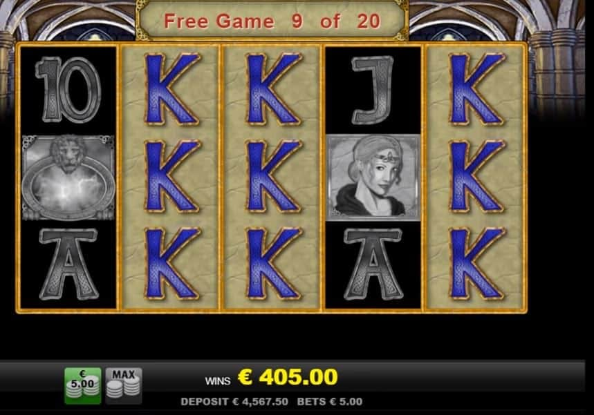 Magic Mirror Deluxe 2 slot game