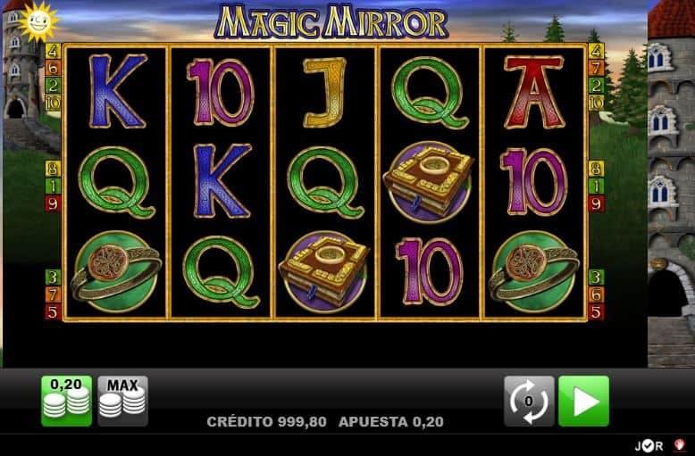 Magic Mirror slot game