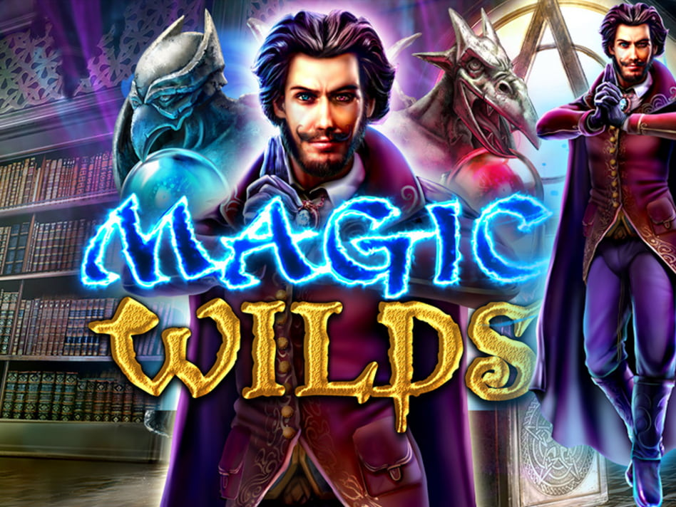 Magic Wilds slot game