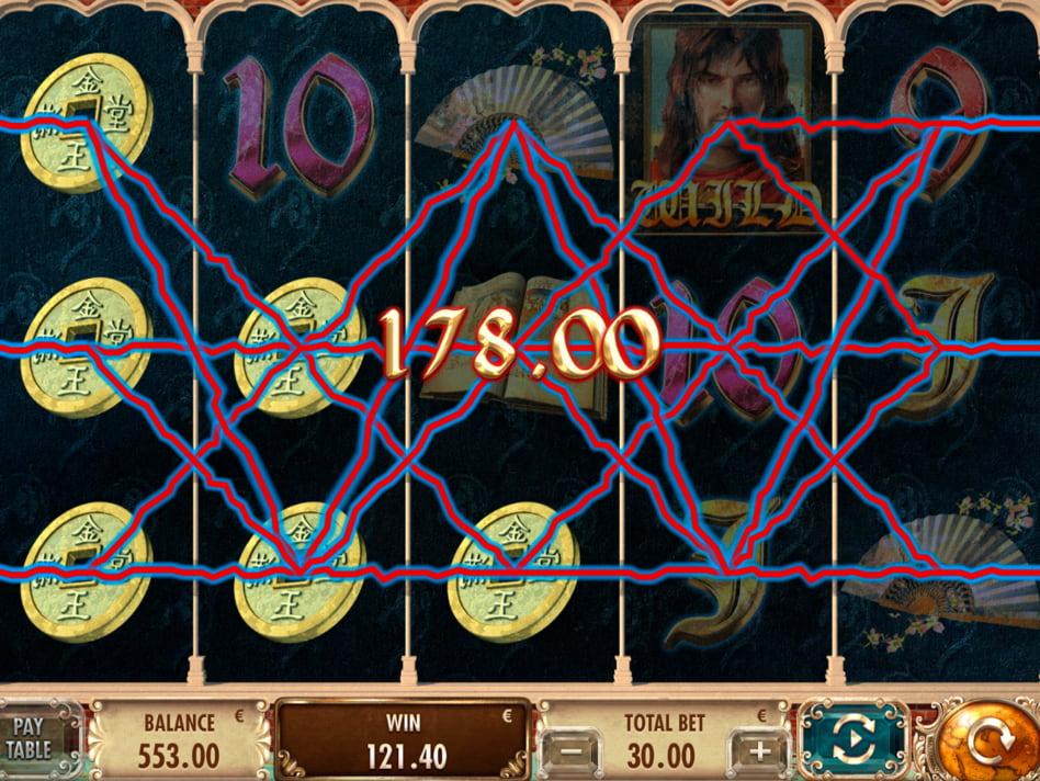 Marco Polo slot game