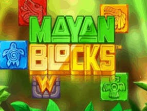 Mayan Blocks slot game