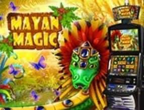 Mayan Magic slot game