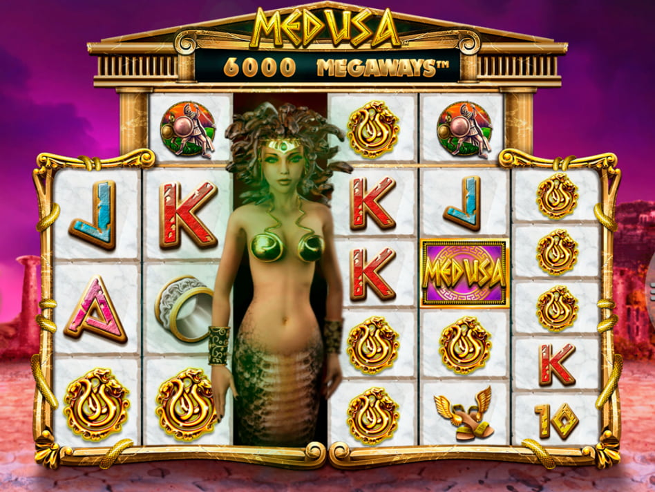 Medusa - Fortune and Glory slot game