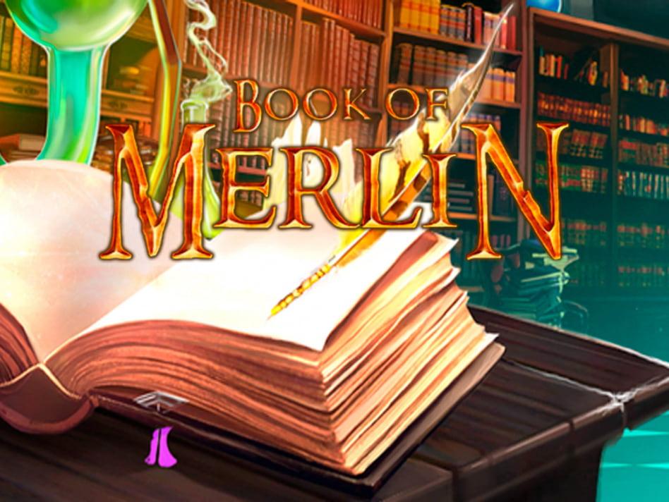 Merlin's Moneyburst slot game