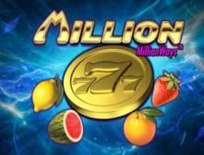 Million 777 slot game