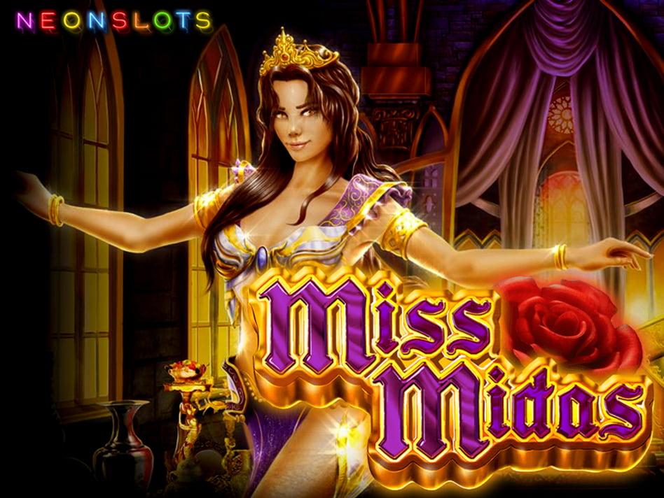 Miss Midas slot game