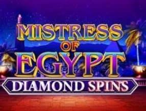 Mistress of Egypt Diamond Spins slot game