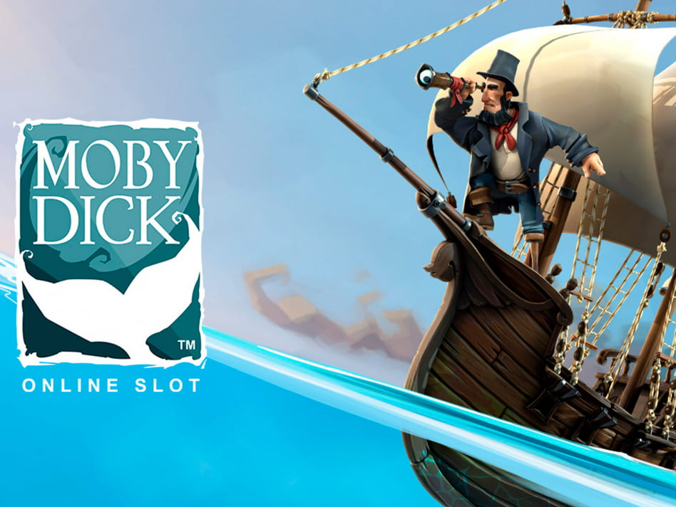 Moby Dick slot game