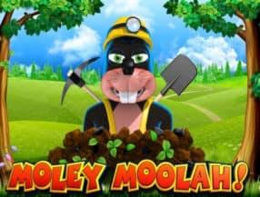 Moley Moolah slot game