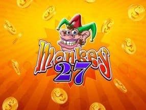 Monkey 27 slot game