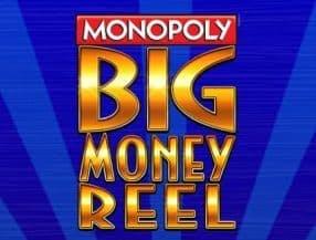 Monopoly Big Money Reel slot game