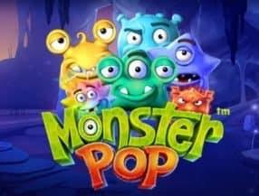 Monster Pop slot game