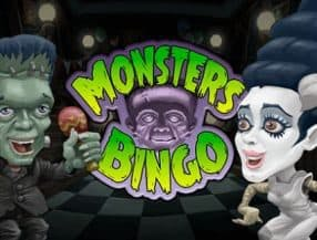 Monsters Bingo slot game