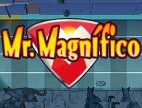 Mr. Magnifico slot game