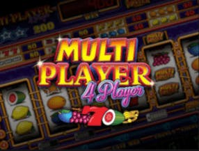 Multiplayer 4 Player slot game