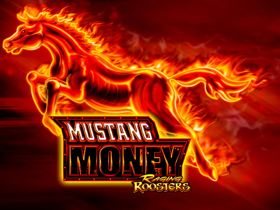Mustang Money Raging Roosters slot game