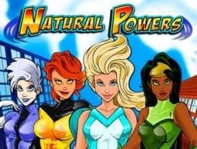 Natural Powers slot game