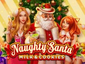 Naughty Santa slot game
