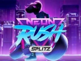 Neon Rush Splitz slot game