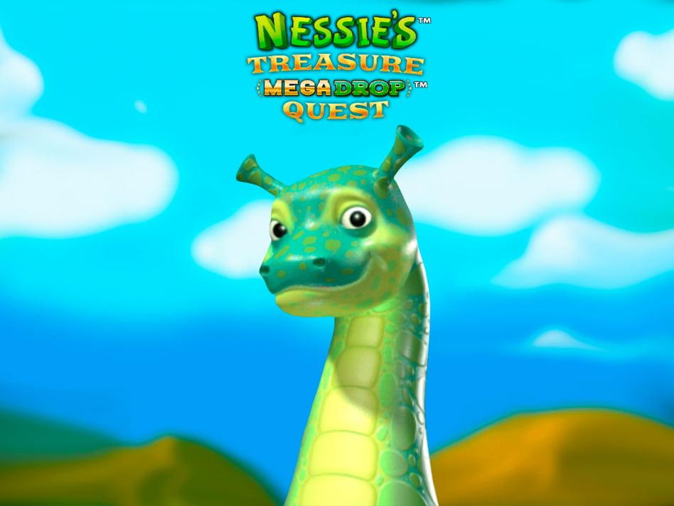 Nessie's Treasure Mega Drop Quest slot game