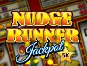 Nudge Runner slot game