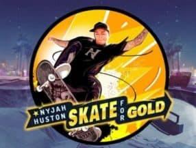 Nyjah Huston Skate for Gold slot game