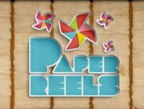 Paper Reels slot game