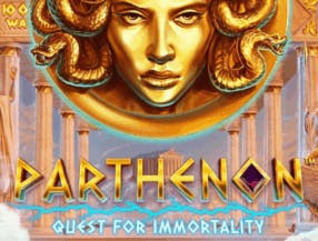 Parthenon: Quest for Immortality slot game