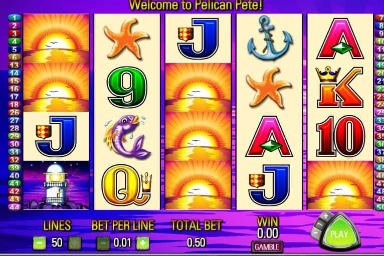 Pelican Pete slot game